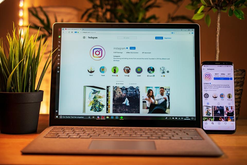 instagram-on-windows PC