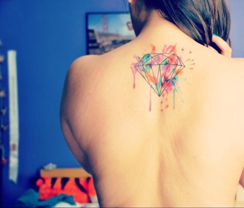 Back Tattoo design 10