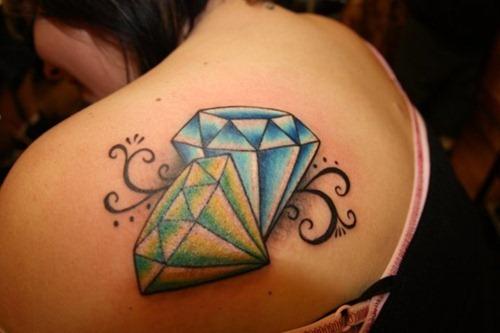 Back Tattoo design 5