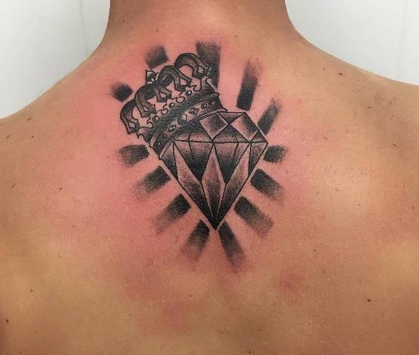 Back Tattoo design 7