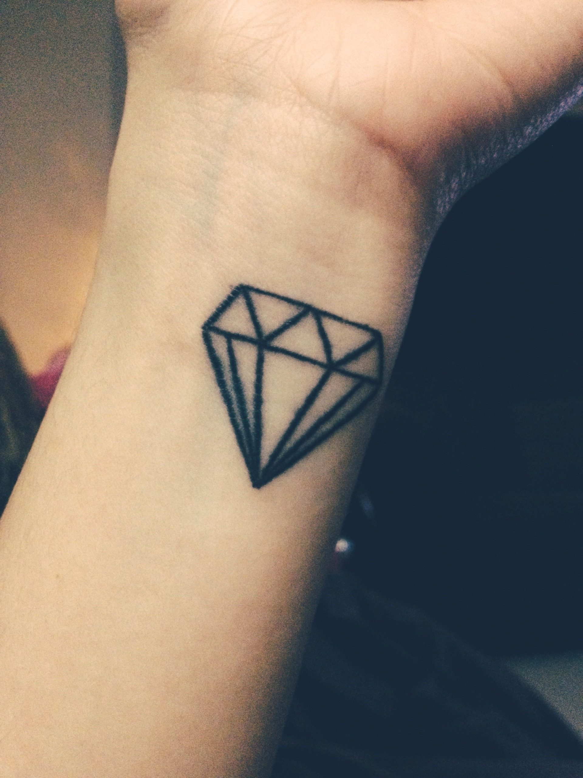 Hand Tattoo design 3