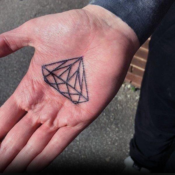 Hand Tattoo design 6