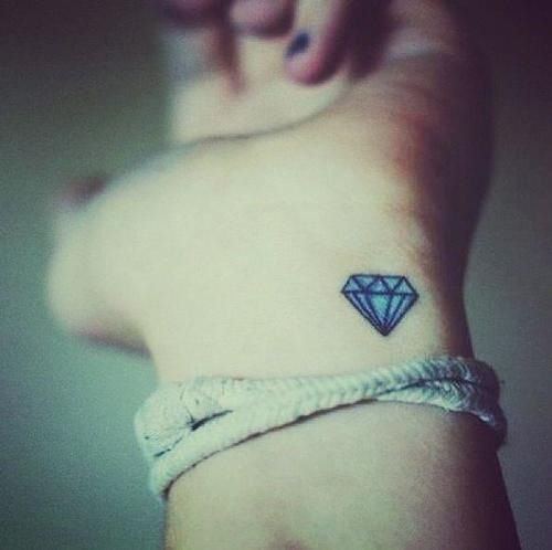 Hand Tattoo design 8