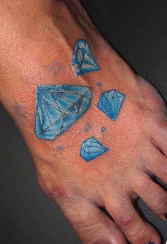 Legs Tattoo design 7