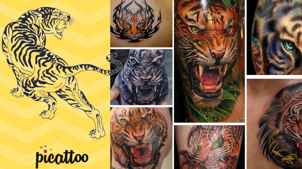 tiger-tattoos